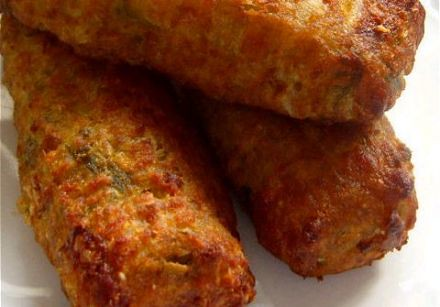 5603004164 c7e3754866 Glamorgan Sausages   perfect for vegetarians, recipe from Wales