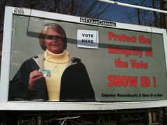 Billboard photo from Southbridge, MA