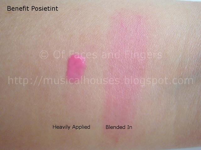 benefit posietint