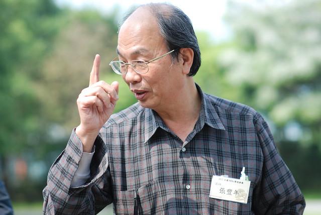 台灣生態學會顧問張豐年指出,人定勝天的迷思必須破除,才終結山林土石災害。