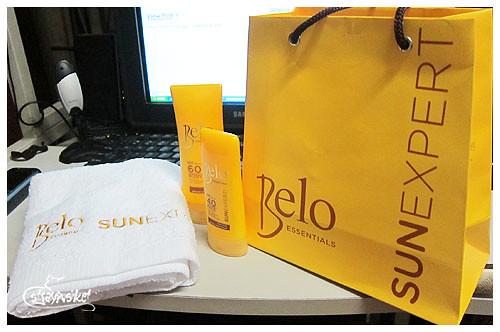 belo sunblock kit