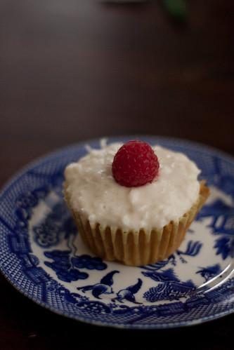 Coconut Heaven cupcakes