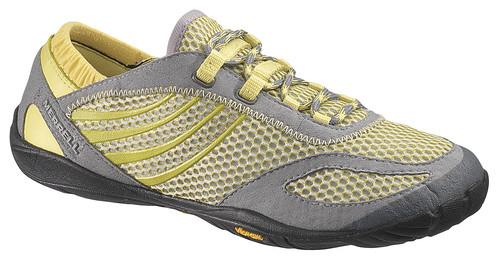 Merrell Barefoot Women's - Pace Glove in Yellow