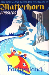 Bretman Photos: Matterhorn Poster (Bretman Photos) Tags: pictures california signs digital movie photos disneyland images adventure posters tron ditial bretman