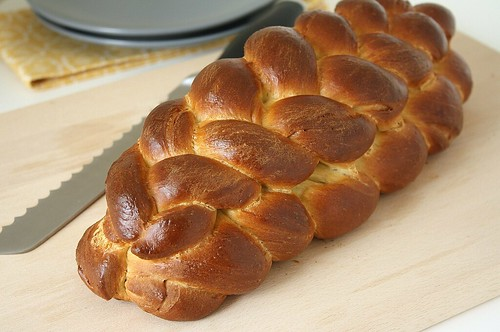Braided Challah | Tracey's Culinary Adventures