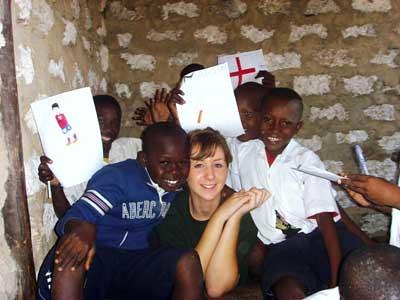 Typical Volunteer Jobs in Kenya