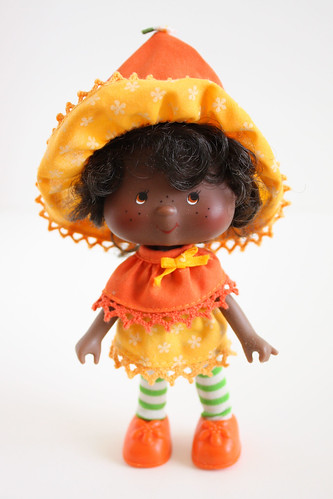 My Strawberry Shortcake Collection The Dolls Wendolonia