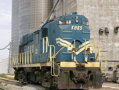 Fading away!!!!!! (shortlinelover) Tags: kbs alco rs11 oldcomputerpics kbsr