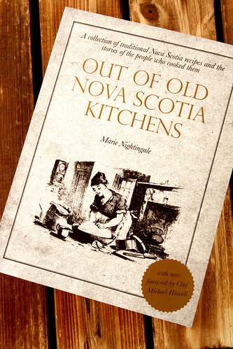 Giveaway: Out of Old Nova Scotia Kitchens