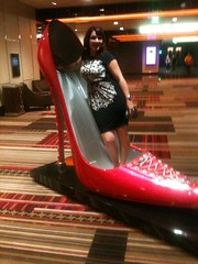 Found a giant shoe