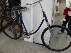 No top tube (jimn) Tags: bicycle auction rambler copake