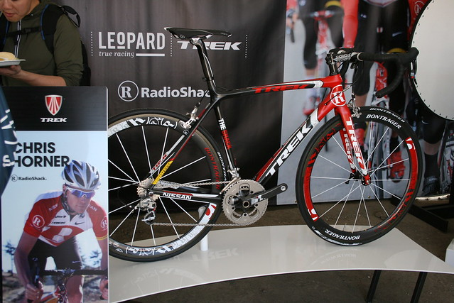 Chris Horner's Madone