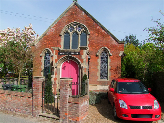 Stokesby methodist