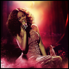 Rihanna - Sing Me a Lullaby ( Paulo Henrique) Tags: rabbit mushroom forest photoshop magic digitalart sm manipulation britney loud americanidol montagem edio rihanna tratamento californiakingbed