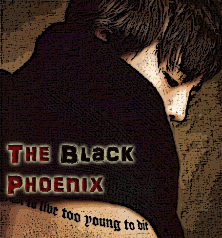 (10-4) The Black Phoenix by daragonlai
