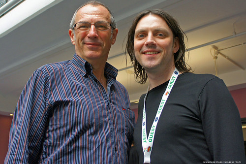 Kapow! Comic Con : Comic Legends Dave Gibbons & Frank Quitely by Craig Grobler
