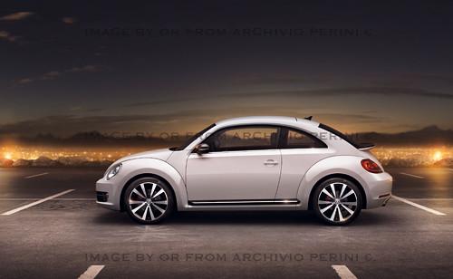 VW 2011 BEETLE @ Auto Shanghai 2011