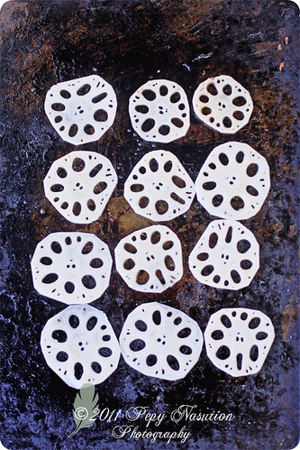 Slices of Lotus Root
