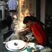 Dishing out dumplings