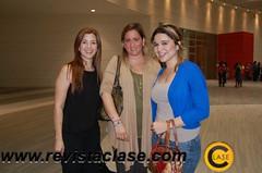 DSC_2882 Rosalba Robinson, Gaby de Robinson y Angie Vilchis.