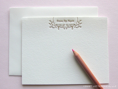 simone stationery