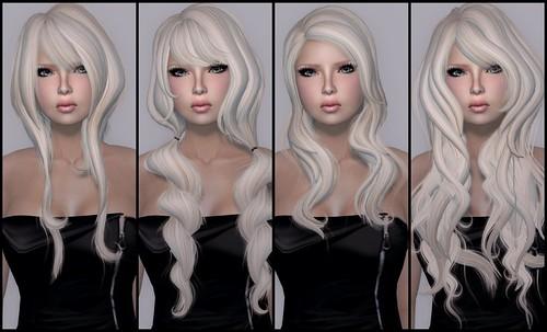 Milana hair