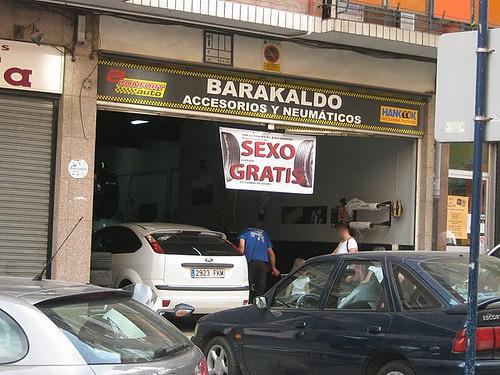 Sexo Gratis en Barakaldo