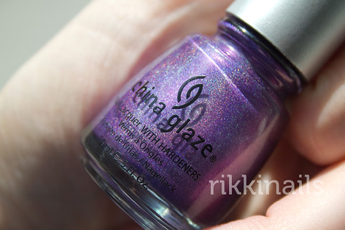 China Glaze LOL Bottle