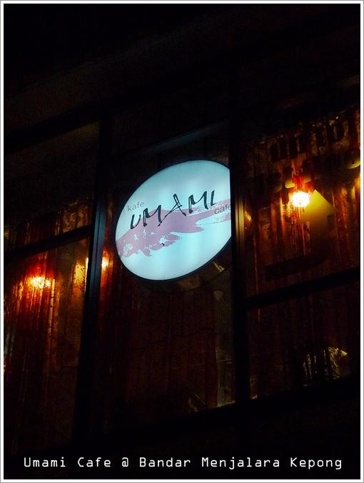 Umami Cafe @ Bandar Menjalara Kepong