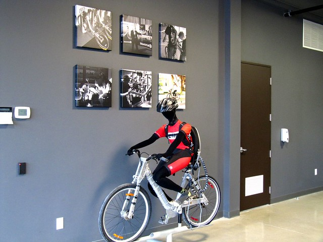 BIXI head office in Montreal