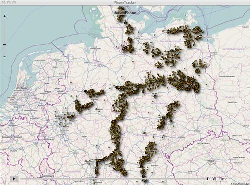 Visualisierung meiner consolidated.db