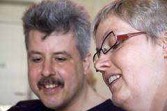 Irma en Eelco (Dimormar!) Tags: meetup irma antwerpen smilingdavinci eelco zussie cootje byirma photowalkbelgium photowalkantwerpen2011