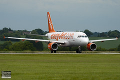 G-EZDR - 3683 - Easyjet - Airbus A319-111 - Luton - 100607 - Steven Gray - IMG_3334