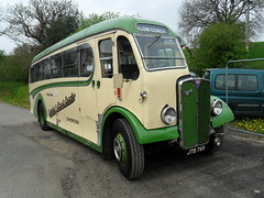 0089-JTB749-AEC Regal III-Florence Motors(Cumbria Classic Coaches) (day 192) Tags: bus buses regal brough aec preservedbus aecregal cumbriaclassiccoaches jtb749 florancemotors kirkbystephenclassiccommercialvehiclerally