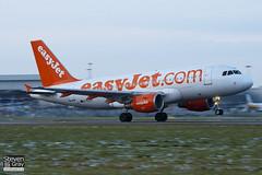 G-EZDT - 3720 - Easyjet - Airbus A319-111 - Luton - 101130 - Steven Gray - IMG_4848