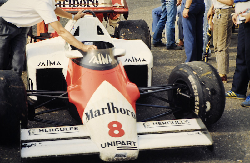 1984 Dutch GP: McLaren MP4/2