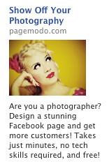 Pagemodo Facebook ad