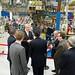Business tour of Pratt & Whitney in Middletown