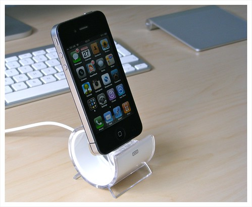 Sinjimoru SyncStand for iPhone