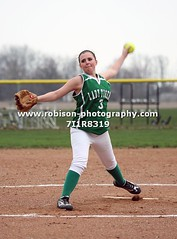 7I1R8319 (warren.robison) Tags: girls sports girl sport ball out photography action central first indiana christian highschool varsity softball bethesda pitcher triton basemen filder fairland ihsaa