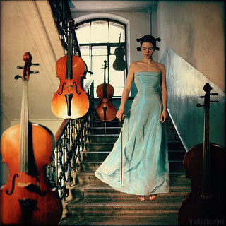 the misrtess of the cellos