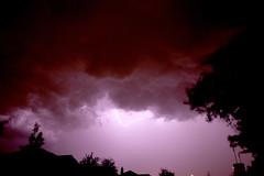 Lightning - Arching (Sean R. Taylor) Tags: longexposure nature rain weather electricity strike thunderstorm lightning thunder extremeweather