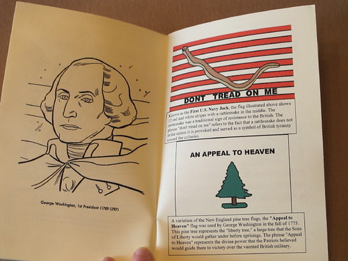 George Washington Zine -Pg 7-8