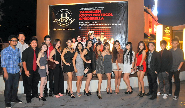 Hennessy Artistry Penang 2011-2