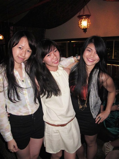 Ching's Party @ The Library