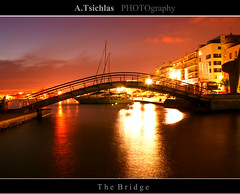 The Bridge (ATSICHLAS (Busy)) Tags: longexposure bridge volos