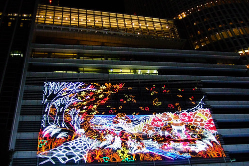 2009 名古屋高島屋クリスマスイルミネーション(2009 Nagoya Takashimaya Christmas illumination) by monoblogoo