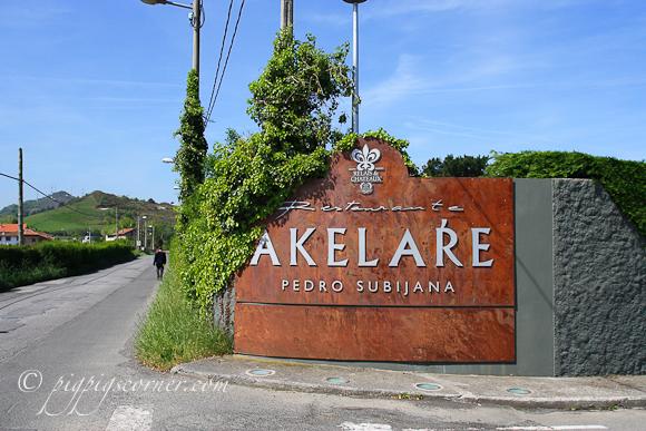 Akelarre, San Sebastian