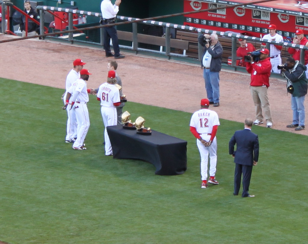 Gold Glove Ceremony
