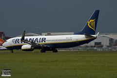 EI-DPC - 33604 - Ryanair - Boeing 737-8AS - Luton - 100608 - Steven Gray - IMG_3454